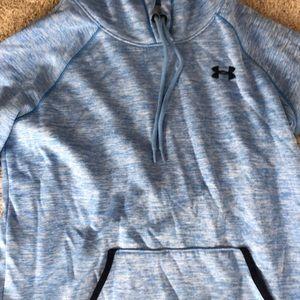 Under Armour Tops - Blue under armor sweatshirt